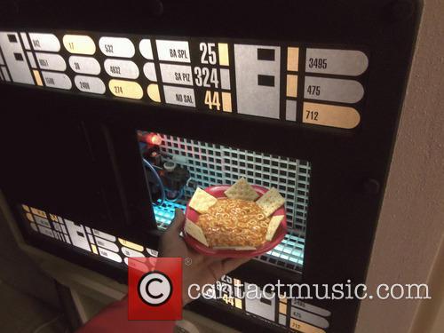 Star Trek and Food Replicator 1