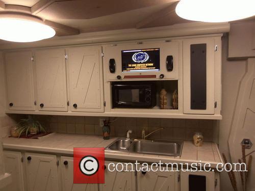 kitchen star trek house 3636624