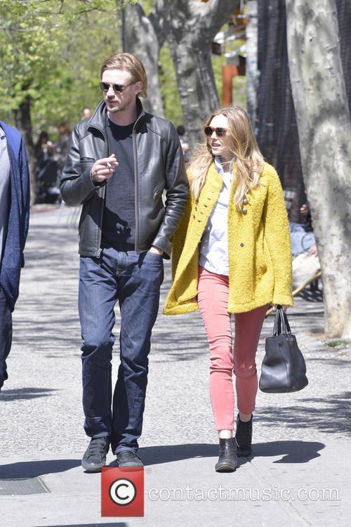 Elizabeth Olsen and Boyd Holbrook 4