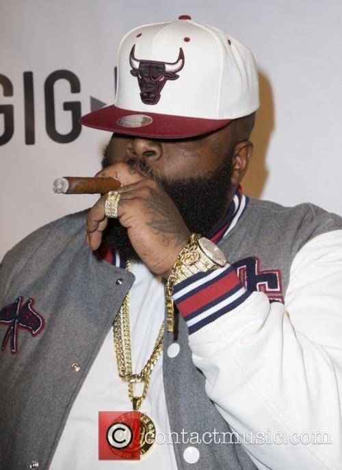 rick ross gig it launch party 3637468