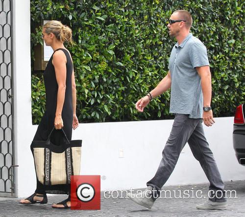 Heidi Klum and Martin Kristen 5