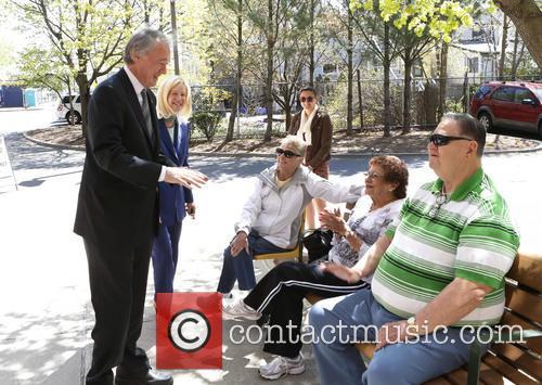Massachusetts Rep. Edward Markey and Susan Blumenthal 4