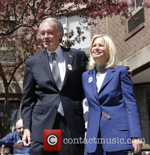 Massachusetts Rep. Edward Markey and Susan Blumenthal 7