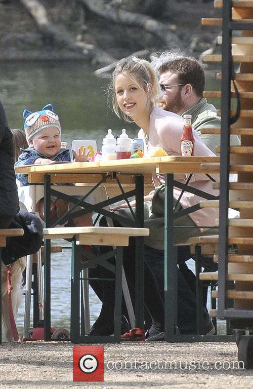 Peaches Geldof and Astala 2