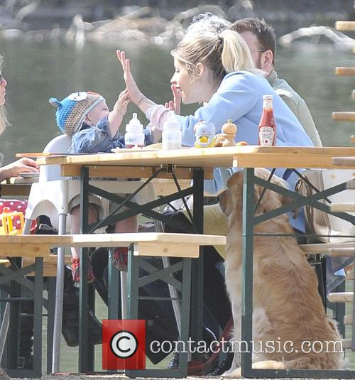 Peaches Geldof and Astala 3