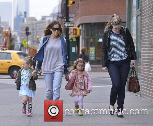Sarah Jessica Parker, Marion Broderick and Tabitha Broderick 12