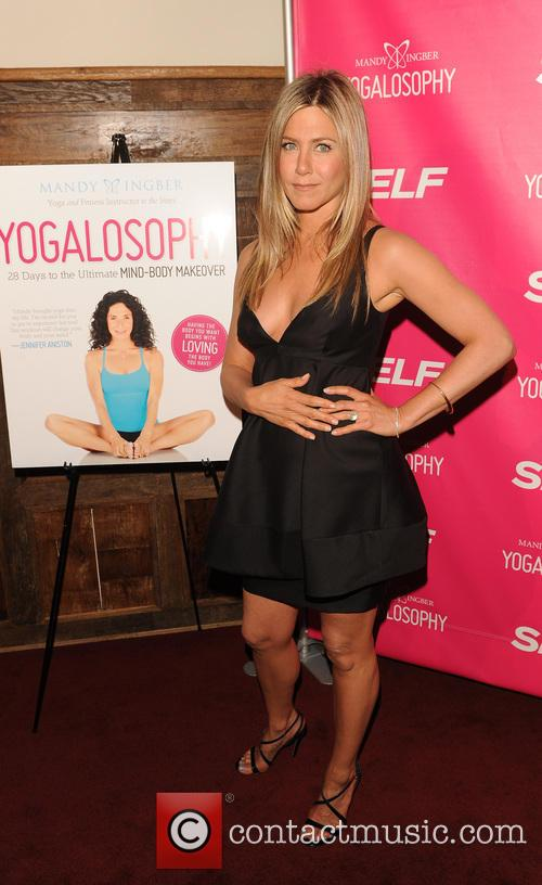 Jennifer Aniston, SELF Magazine Event