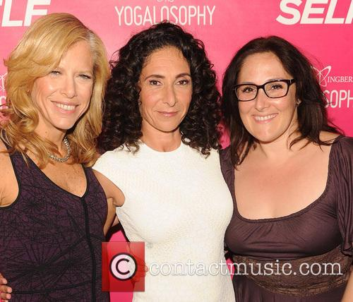 Lucy Danziger, Mandy Ingber and Ricki Lake 2