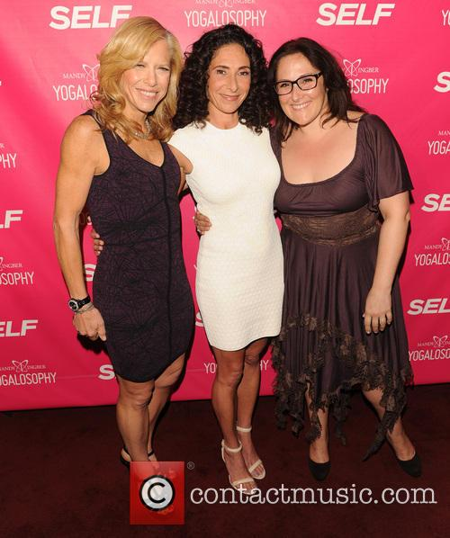 Lucy Danziger, Mandy Ingber and Ricki Lake 3