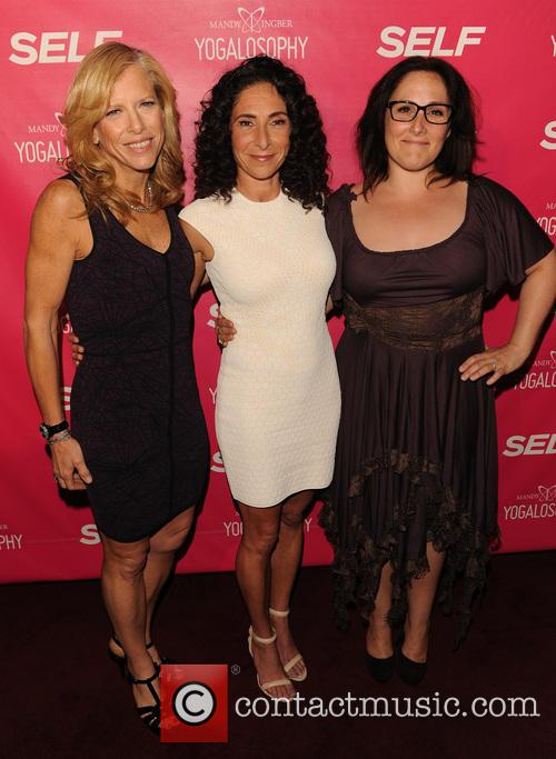 Lucy Danziger, Mandy Ingber and Ricki Lake 1