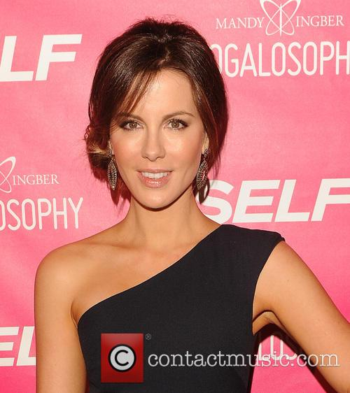 Kate Beckinsale Self Magazine