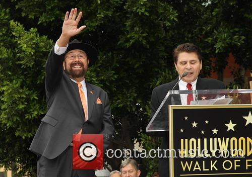 Shotgun Tom Kelly, Jhani Kaye, on the Walk of Fame