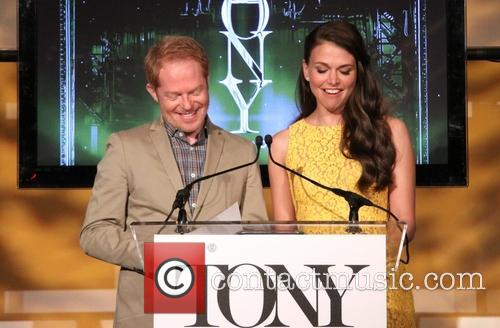 Jesse Tyler Ferguson and Sutton Foster 2
