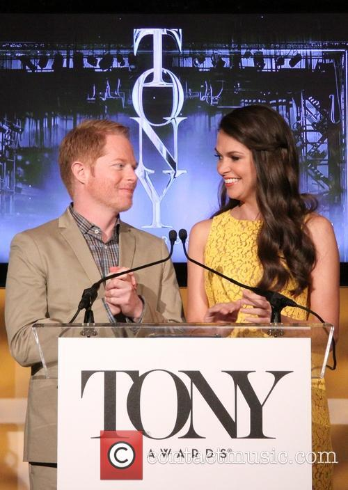Jesse Tyler Ferguson and Sutton Foster 3