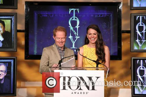 Jesse Tyler Ferguson and Sutton Foster 5