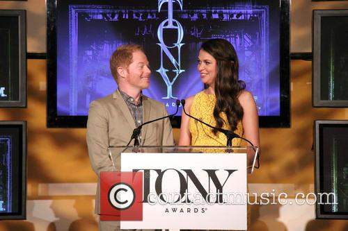 Jesse Tyler Ferguson and Sutton Foster 6