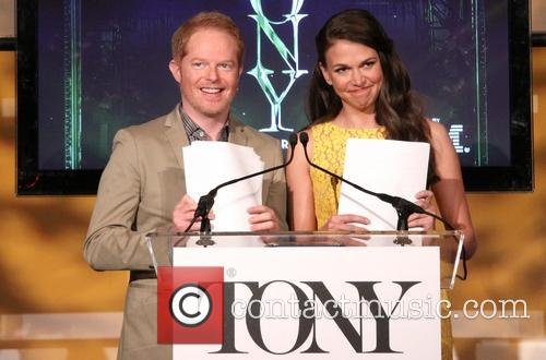 Jesse Tyler Ferguson and Sutton Foster 14