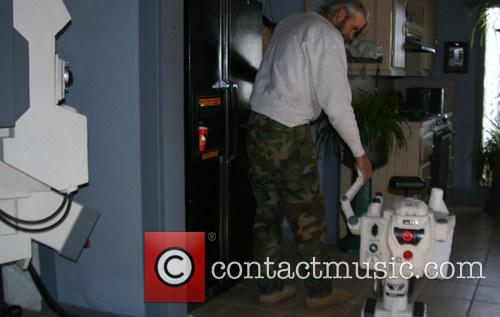 Star Trek, Steve Night Eagle and Little Guffey Robot 7