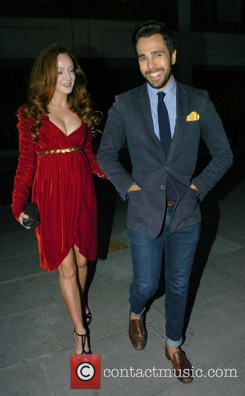 olivia grant guest the playboy club outside 3638742
