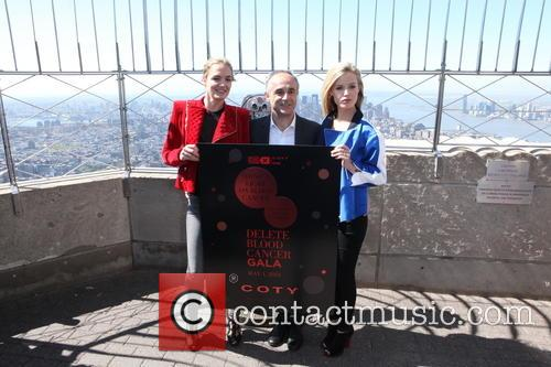 Katharina Harf, Michele Scannavini and Georgia May Jagger 8