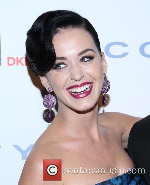 Katy Perry Delete Gala