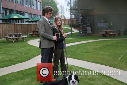 Ed, Meg The Shepherds and Tip The Dog 5