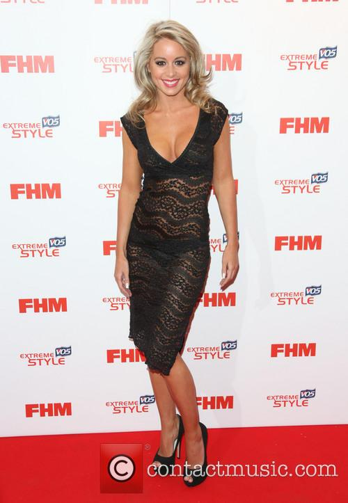 carly baker the fhm sexiest women awards 3639425