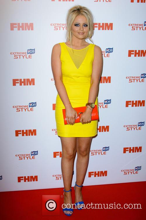 emily atack the fhm sexiest women awards 3639364