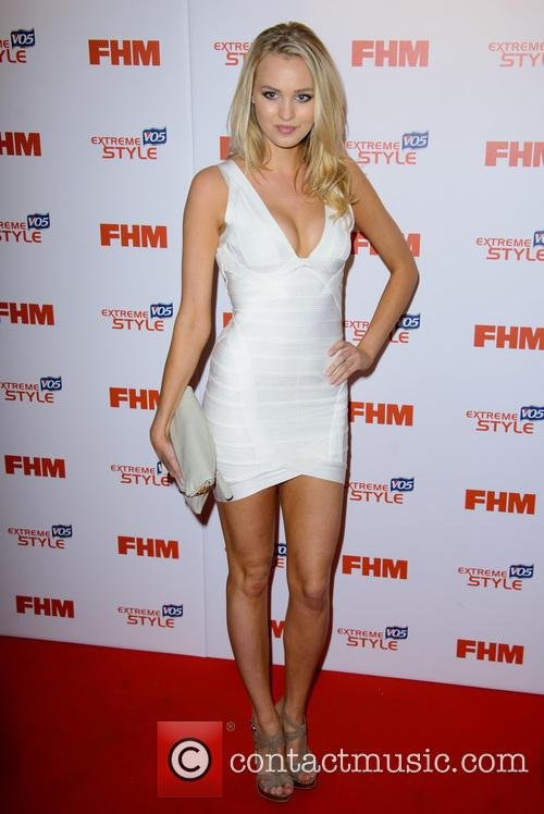 guest the fhm sexiest women awards 2013 3639371