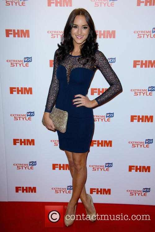 The FHM Sexiest Women Awards 2013 held at...