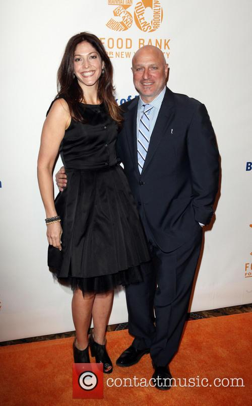 Lori Silverbush and Tom Colicchio 8