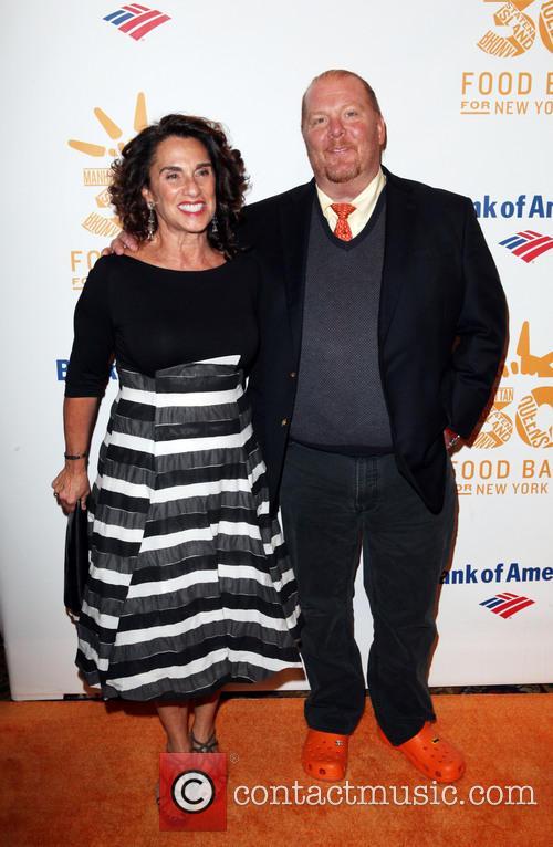 Mario Batali and Susan Cahn 7