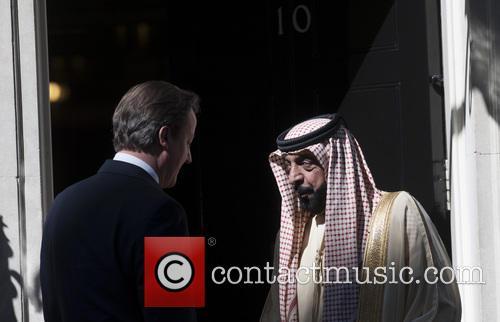 David Cameron and Sheikh Khalifa Bin Zayed Al Nahyan 7