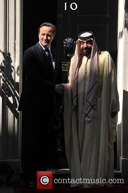 David Cameron and Sheikh Khalifa Bin Zayed Al Nahyan 8