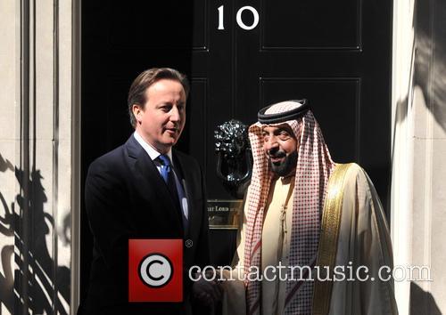 David Cameron and Sheikh Khalifa Bin Zayed Al Nahyan 10