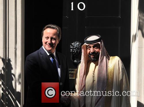 David Cameron and Sheikh Khalifa Bin Zayed Al Nahyan 2