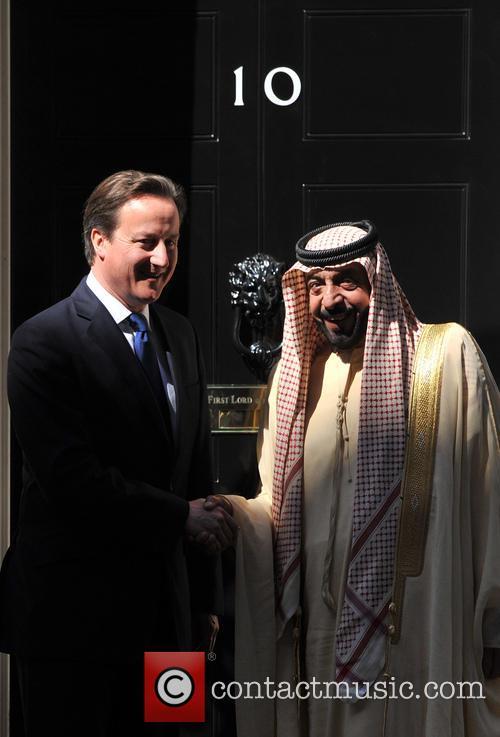 David Cameron and Sheikh Khalifa Bin Zayed Al Nahyan 3