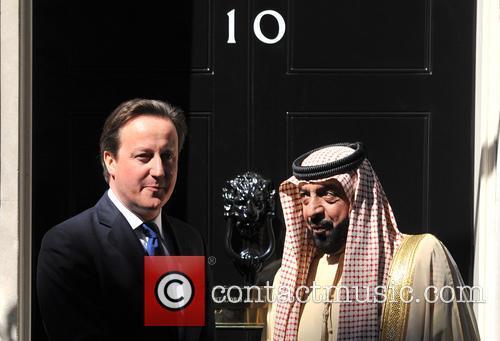 David Cameron and Sheikh Khalifa Bin Zayed Al Nahyan 4