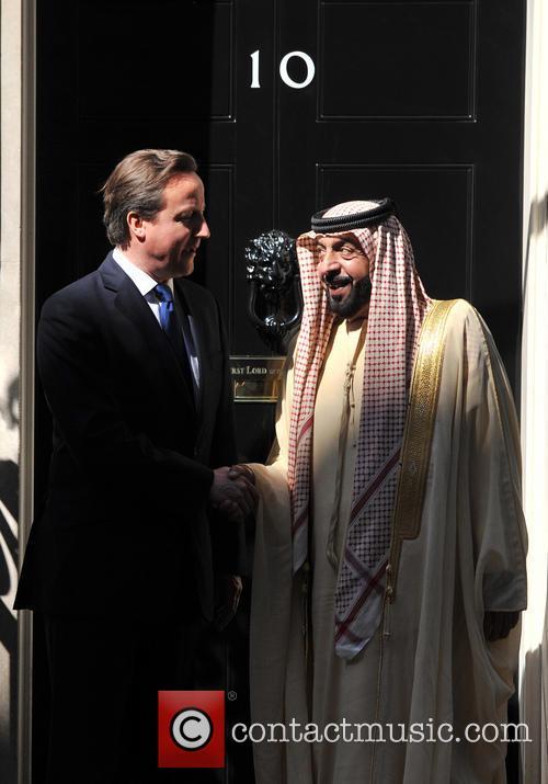 David Cameron and Sheikh Khalifa Bin Zayed Al Nahyan 6