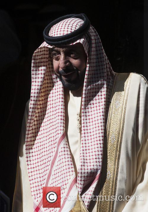 Sheikh Khalifa bin Zayed Al Nahyan leaves 10...
