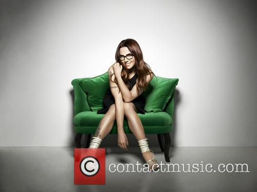 Melanie Chisholm, Mel C teams up with Specsavers...