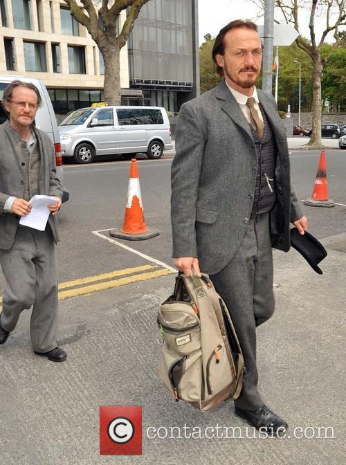 Anton Lesser and Jerome Flynn