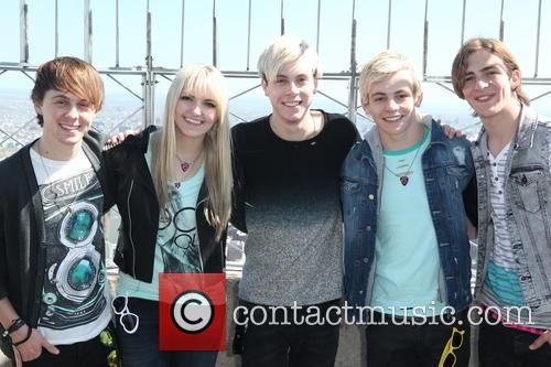 Empire State Building to host Ross Lynch and...