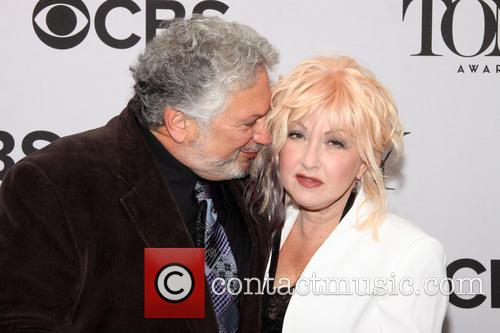 Cyndi Lauper and Harvey Fierstein 6