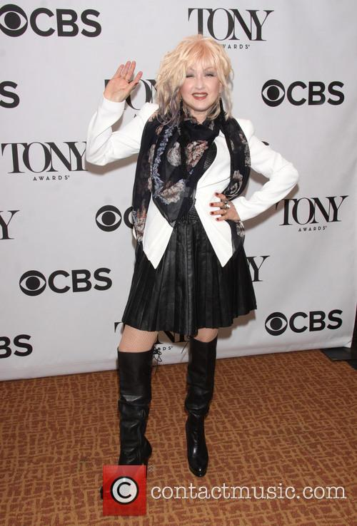 cyndi lauper meet the 2013 tony award 3639200
