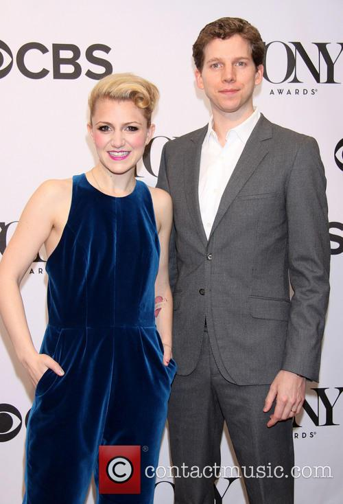 annaleigh ashford stark sands meet the 2013 tony 3640340