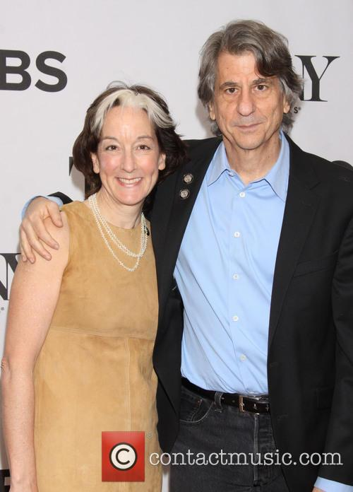 Peggy Eisenhauer and David Rockwell 2