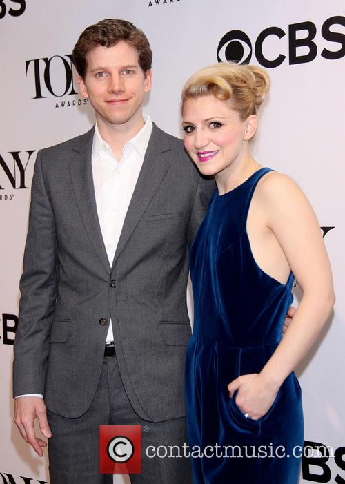 Stark Sands and Annaleigh Ashford 1