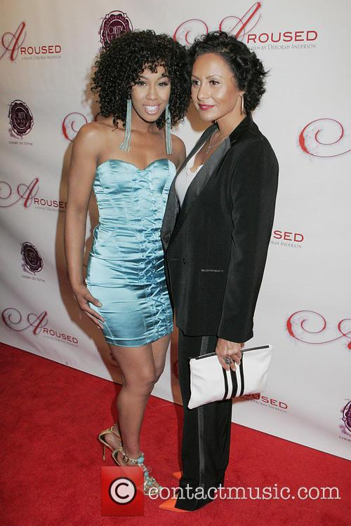 Misty Stone and Deborah Anderson 1