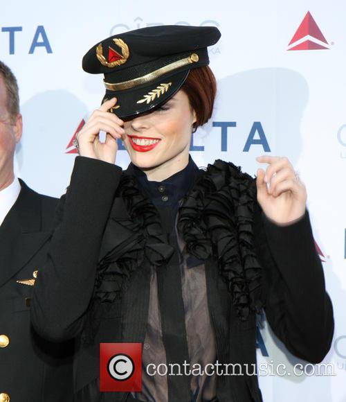 Delta Airlines celebrates the opening of 'T4X'